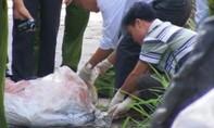 Phát hiện xác người trong bao nilon vứt trong khu du lịch bỏ hoang
