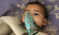 58 người chết sau vụ tấn công nghi bằng khí độc tại Syria