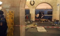 Nghi phạm đánh bom ở St Petersburg đến từ Trung Á