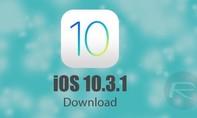 Apple phát hành bản vá lỗi iOS 10.3.1