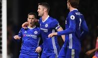 Hazard lập cú đúp, Chelsea đá bại Manchester City