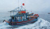 Vẫn chưa tìm thấy ngư dân Bình Thuận rơi xuống biển mất tích