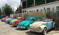 CLB xe Volkswagen Sài Gòn tham gia lễ hội bánh dân gian Nam Bộ năm 2017