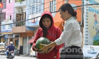 Sau chuối Đồng Nai, đến dưa Quãng Ngãi được người Sài Gòn 'giải cứu'