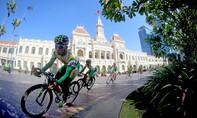 Khai mạc giải đua xe đạp tranh cúp truyền hình TP.HCM lần thứ 29- 2017