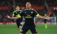Arsenal thắng Southampton, áp sát top 4
