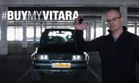 Clip quảng cáo Suzuki Vitara năm 1996 như phim Hollywood