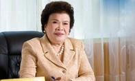Nữ doanh nhân Trần Thị Hường qua đời ở tuổi 81