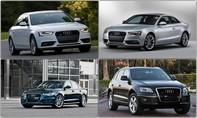 Audi Việt Nam triệu hồi, khắc phục lỗi kỹ thuật Q5, A4, A5 và A6
