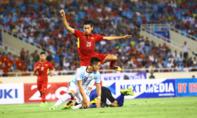 Tiền đạo U20 Argentina nhập viện khẩn cấp sau va chạm với hậu vệ Việt Nam