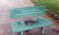 TP.HCM: Người đàn ông tử vong trên ghế đá ở bệnh viện