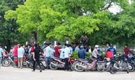 700 công nhân may đình công do chậm trả lương