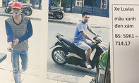 Công an truy tìm 2 thanh niên dàn cảnh trộm thẻ cào ở Sài Gòn