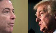 Trump từng yêu cầu Comey ngưng điều tra cựu cố vấn Flynn