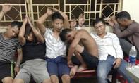Bắt nhóm thanh niên vào trụ sở công an phường gây rối ở Sài Gòn