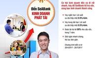 'Đến SeABank - kinh doanh phát tài'