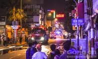 TP.HCM: 10 vụ cháy trong 4 ngày nghỉ lễ do bất cẩn, chập điện