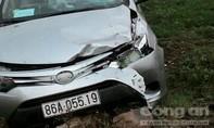 Va chạm với xe taxi, một phụ nữ tử vong
