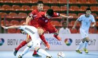 Thua U20 Nhật Bản, thầy trò HLV Hector Souto dừng cuộc chơi