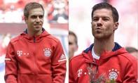 Bayern Munich tri ân Lahm, Alonso trong trận đấu chia tay sự nghiệp