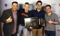 UFC Gym Việt Nam đoạt giải 'Fitness Best Asia Award 2017'