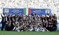 Juventus đăng quang Serie A sớm 1 vòng đấu
