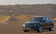 Bentley ra mắt chiếc SUV sang trọng cho người thích chim ưng