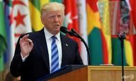 Tổng thống Donald Trump kêu gọi 'nhổ sạch'các phần tử khủng bố cực đoan