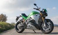 Siêu mô tô điện Energica Eva, giá 35.000 USD