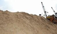 TP.HCM, nhiều cửa hàng vật liệu xây dựng đẩy giá cát lên gần gấp đôi