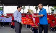 Sabeco hỗ trợ phong trào công nhân 800 triệu