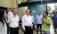 Bí thư Nguyễn Thiện Nhân: 'Phải tái chế cơ bản chứ không phải chôn rác'