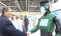 Trong tương lai Dubai sẽ 'trọng dụng' cảnh sát người máy
