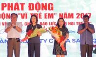 Đồng hành cùng chương trình an sinh xã hội huyện Phú Quốc