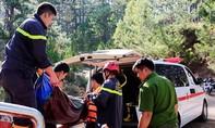 Thông tin chính thức về vụ tai nạn khiến 2 người chết tại thác Hang Cọp