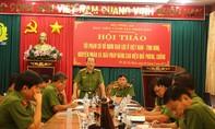 Hội thảo 'Thực trạng công tác phòng chống tội phạm sử dụng bạo lực ở Việt Nam'