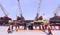 Tôn Hoa Sen xuất khẩu lô hàng 'khủng' sang châu Âu
