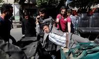 Bom nổ gần Đại sứ quán Đức tại Afghanistan, 67 người bị thương