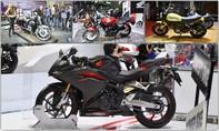 Triển lãm Mô tô Xe máy Việt Nam 2017' quy tụ nhiều mẫu xe mô tô khủng