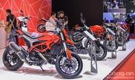 Ducati Việt Nam trình làng 4 mẫu xe mới