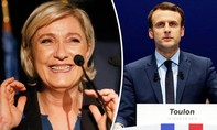Dân Pháp đi bầu tổng thống vòng 2, cả Châu Âu nín thở
