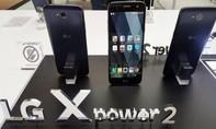 LG xuất xưởng smartphone có dung lượng pin khủng