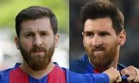 'Em sinh đôi' của Messi bị cảnh sát bắt giữ