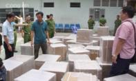 Bộ Công an bắt xe tải chở lô thuốc tây trị giá 5 tỷ đồng