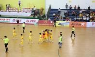 Trực tiếp: Kết thúc trận đấu, Trường Giáo dưỡng số 4 - SOS Hà Nội: 3-2