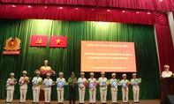 Thăng cấp bậc hàm đối với sĩ quan lãnh đạo, chỉ huy CATP năm 2017