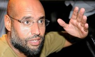 Rộ tin con trai cố lãnh đạo Lybia Gaddafi được phóng thích