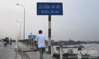 Một nam thanh niên bỏ lại xe máy nhảy cầu Đồng Nai tự tử