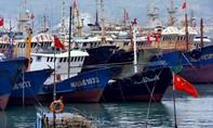 Senegal bắt 7 tàu cá Trung Quốc đánh bắt trái phép