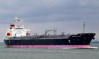 Tàu chở gần 2.000 tấn dầu mắc cạn trên vùng biển Bình Thuận